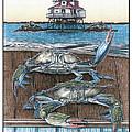 Chesapeake Bounty 1 by Jonathan W Brown