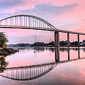 Chesapeake City Pink by JC Findley