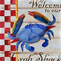 Chesapeake Crab by Paul Brent