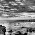 Chesapeake Splendor Bw by JC Findley