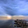 Chesapeake Sunset by Patrick Wolf