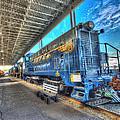 Chesapeake Western Baldwin Ds-4-4-660 No 662 by Greg Hager