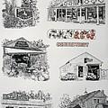 Cheshire Landmarks by Tony Ruggiero
