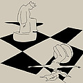 Chess And Art by Frida Kaas