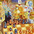 Chess And Tequila by Mary Helmreich