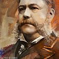 Chester A. Arthur by Corporate Art Task Force
