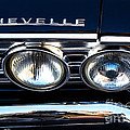 Chevelle Headlight by Jerry Fornarotto