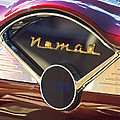 Chevrolet Belair Nomad Dashboard by Jill Reger