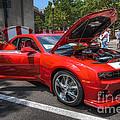 Chevrolet Camaro by David B Kawchak Custom Classic Photography