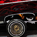 Chevrolet Caprice Lowrider - 5d20241 by Wingsdomain Art and Photography
