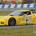 Chevrolet Corvette C6 Race Car by Tad Gage