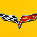 Chevrolet Corvette Flags by Phil 'motography' Clark