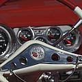 Chevrolet Impala Steering Wheel by Jill Reger