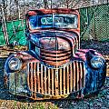 Chevrolet Smile by Anthony Hughes