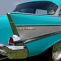 Chevy 1957 Bel Air by Jerry Gammon