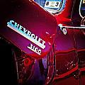 Chevy 3100 by Willetta Crowe