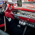 Chevy Bel Air Dash by David Morefield