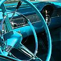 Chevy Bel Air Interior  II by Nicki Bennett