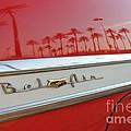 Chevy Bel Air by Pamela Walrath