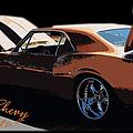 Chevy Camaro 67 by Bobbee Rickard