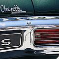 Chevy Chevelle Malibu Super Sport by Morris  McClung