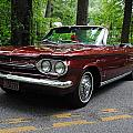 Chevy Corvair by Keith Swango