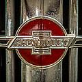 Chevy Emblem by Paul Freidlund