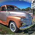Chevy Pickup by David B Kawchak Custom Classic Photography