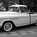 Chevy Pickup by Keith Swango