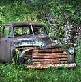 Chevy Truck by Lori Deiter
