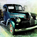 Chevy Truck by Regina Arnold
