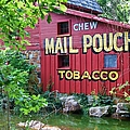 Chew Mail Pouch Tobacco  by Liane Wright