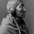 Cheyenne Indian Woman Circa 1910 by Aged Pixel