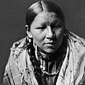 Cheyenne Young Woman Circa 1910 by Aged Pixel