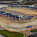Chicago Airplanes 03 by Thomas Woolworth