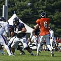 Chicago Bears G Matt Slauson Training Camp 2014 02 by Thomas Woolworth