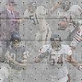 Chicago Bears Legends by Joe Hamilton