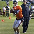 Chicago Bears Qb Jordan Palmer Training Camp 2014 04 by Thomas Woolworth
