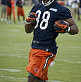 Chicago Bears Rb Shaun Draughn Training Camp 2014 01 by Thomas Woolworth
