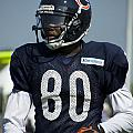 Chicago Bears Wr Armanti Edwards Training Camp 2014 01 by Thomas Woolworth