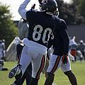 Chicago Bears Wr Armanti Edwards Training Camp 2014 04 by Thomas Woolworth
