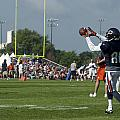 Chicago Bears Wr Armanti Edwards Training Camp 2014 08 by Thomas Woolworth
