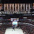 Chicago Blackhawks United Center Panorama 03 by Thomas Woolworth