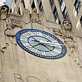 Chicago Board Of Trade by Dan McCafferty