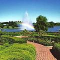 Chicago Botanic Garden by Mick ODay