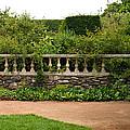 Chicago Botanic Garden Scene by Steve Gadomski