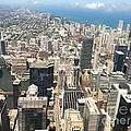 Chicago Buildings by Robin Maria Pedrero