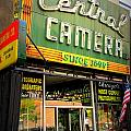 Chicago Central Camera 1 by Anita Burgermeister