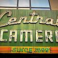 Chicago Central Camera 3 by Anita Burgermeister