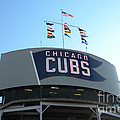 Chicago Cubs Signage by Thomas Woolworth